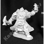 DHL : Thain Grimthorn, Dwarf Cleric