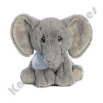 Plush - Tuk Elephant - Precious Moments - 8""