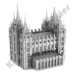 Metal Earth Iconx: Salt Lake City Temple