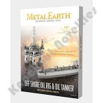 Metal Earth: Offshore Oil Rig & Oil Tanker Gift Set