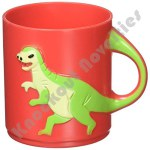 (Dozen) Dinosaur Mugs
