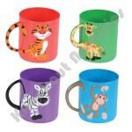 (Dozen) Animal Mug