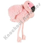 "8"" Animal Den Flamingo Plush"