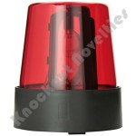 "7"" Red Police Beacon Light"
