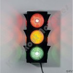 "12.25"" Stop Light Lamp"
