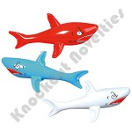 "46"" Inflatable Shark"