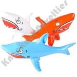 "24"" Inflatable Shark"