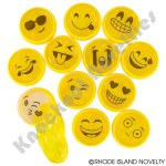"(Dozen) 2.25"" Emoticon Putty"