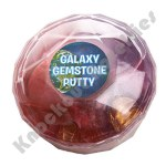 (Dozen) Galaxy Gemstone Putty