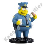 "2.75"" Figurine - Simpson - Chief Wiggum"