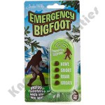 Emergency Button - Bigfoot
