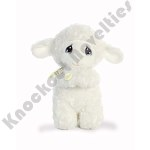 Precious Moments Luffie Praying Lamb 10""
