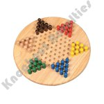 "17 "" Jumbo Chinese Checkers"