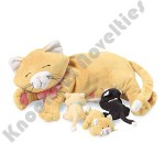 "Plush - 10"" Nursing Nina Cat"