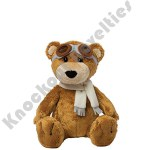 "Plush - 12"" Pretenders Aviator Bear"