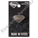 Lapel Pin - DC Comics - Superman Man Of Steel Logo