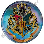 Button Magnet - Harry Potter - Hogwarts School Logo