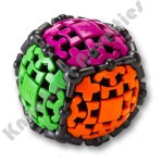 Meffert - Brain Teaser Twisty Puzzle - Gearball