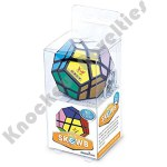 Meffert - Mini Skewb Twisty Puzzle - Key Chains
