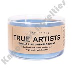 True Artists Candle