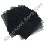 100 Deck Protector Sleeves: Dragon Shield: Perfect Fit Sideloader - Smoke