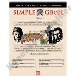 Simple Great Battles Of History Rules 2nd Edition