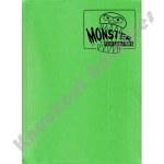 Binder: 9 Pocket Monster Matte Emerald Green