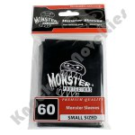 DP: Small Monster Logo BK (60)