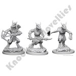 Dungeons & Dragons Nolzur's Marvelous Unpainted: Kobolds W1