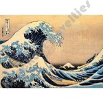 1000 Piece Mini Puzzle: The Great Wave Mini