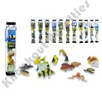 12Pc Tube Coral Reef Playset
