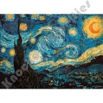 500 Piece Puzzle: Starry Night