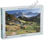 1000 Piece Puzzle: Dolomiti, Italy