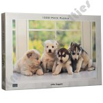 1000 Piece Puzzle: Little Doggies