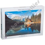 1000 Piece Puzzle: Banff National Park, Canada
