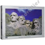 1000 Piece Puzzle: Mount Rushmore Monument