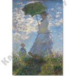 1000 Piece Puzzle: Madame Monet And Her Son