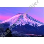 1000 Piece Glow-In-The-Dark Puzzle: Mount Fuji, Japan