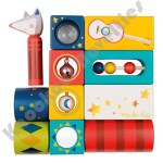 Activity cubes Les Zig et Zag