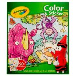 Color & Sticker - Animals