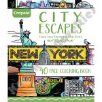 Adult Coloring, City Escapes Coloring Books