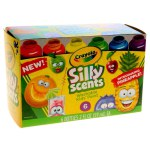 6 ct. Silly Scents Washable Kids Paint