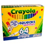 64 ct. Washable Pip-Squeaks Skinnies Markers