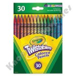 30 ct. Twistables Colored Pencils