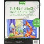 Blend & Shade Inspiration Pad