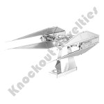 Metal Earth - Kylo Rens TIE Silencer Last Jedi Star Wars