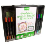 Crayoligraphy Activity Set