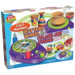 Pottery Wheel & Splash Art Studio
