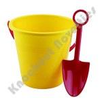 Small Sand Bucket & Spade