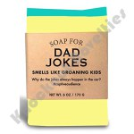 Dad Jokes Soap